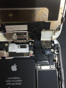 iPhone6s 上部2