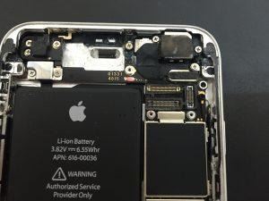 iPhone6s アウトカメラ装着時