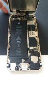 iPhone6ドッグコネクタ修理⑦
