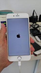 iPhone6ドッグコネクタ修理⑧