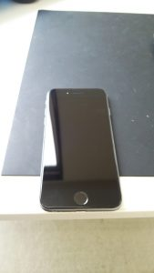 iPhone6修理後パネル