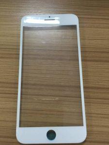 iPhone7フロントガラス表面