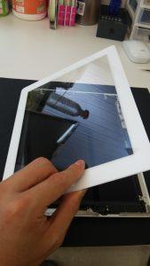 iPad2封緘