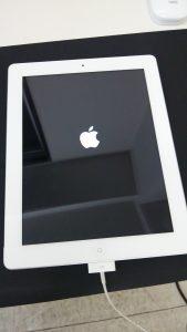 iPad2修理後