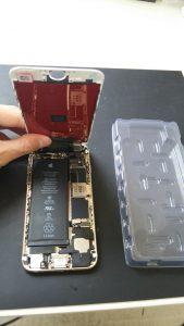 iPhone6検品前