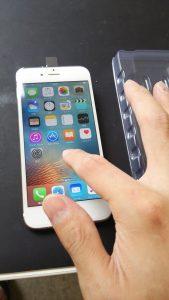 iPhone6検品後