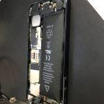千葉県銚子市より、iPhone5バッテリー交換のお客様、ご来店です。
