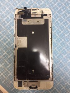 iPhone6s水没パネル