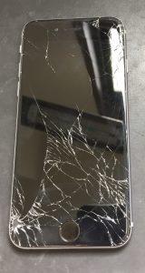 千葉県船橋市よりiPhone6の液晶交換のお客様