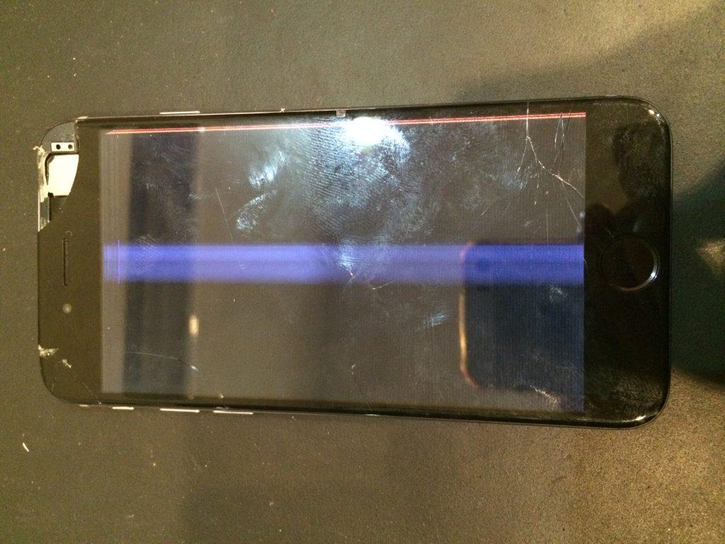 茨城県取手市からのご来店、iPhone6液晶交換です。 リペアくん柏店