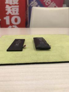 千葉市緑区よりリペアくん千葉店にiPhone5のバッテリー交換でご来店