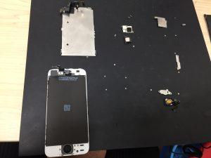 iPhone5s修理⑤