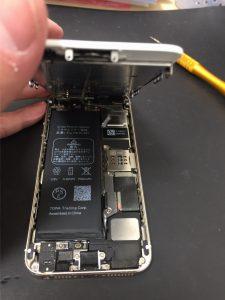 iPhone5s修理③