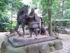 流山市諏訪神社