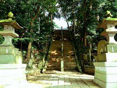 流山市赤城神社