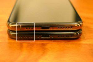 iPhoneXとXS