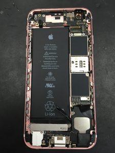千葉県君津市よりiPhone6sの水没修理でご来店です。