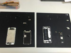 千葉県松戸市松戸よりiPhone6sの水没修理でご来店です。