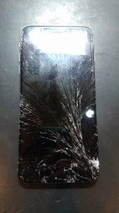 茨城県龍ヶ崎市からのご来店、iPhone6液晶交換 リペアくん柏店
