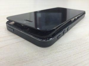 千葉県市川市よりリペアくん本八幡店にiPhone5のバッテリー交換でご来店です。