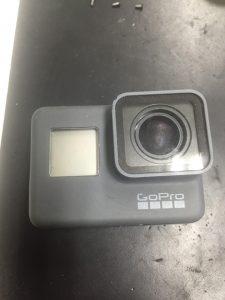 GoPro HERO5 水没修理 ー GoPro修理のリペアくん
