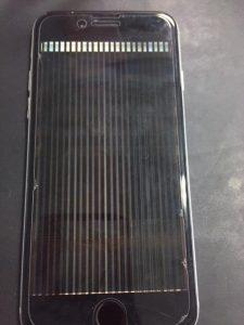 泉区北中山からご来店、液晶パネルとバッテリー交換ですーiPhone修理のリペアくん宮城仙台店