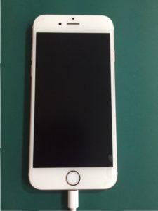 仙台市青葉区からのご来店、iPhone6sのligntningコネクタの交換ですーiPhone修理のリペアくん/宮城仙台店